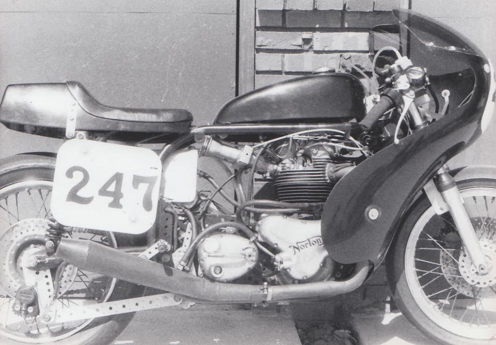 1st roadracer