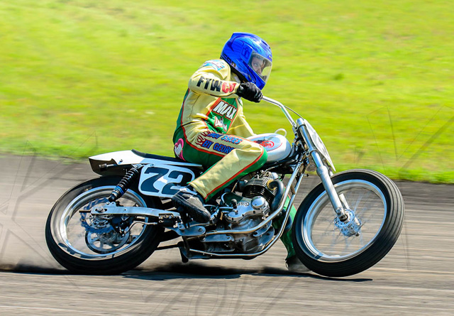 Photo of Mike V flat tracker2