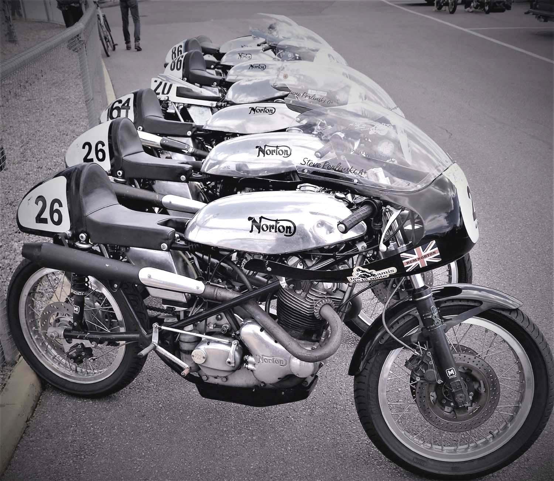 Perlinski Steve & Bruno's bikes