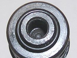 damp tube bottom with oring