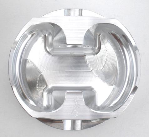 domed underside