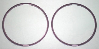 Totalseal type gapless rings
