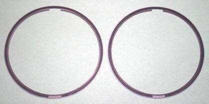 Totalseal type gapless rings