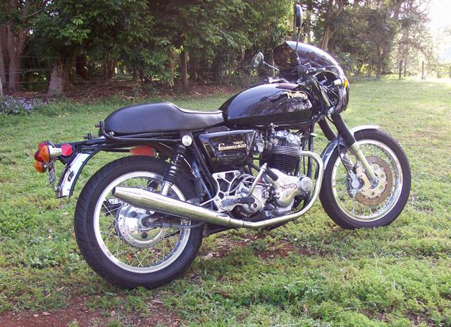 Photo of Jim Cossin's Bike
