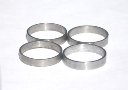 Valve guide spacers for JS Beehive springs